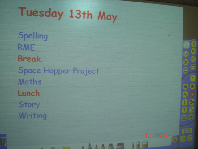Tuesday13thMay